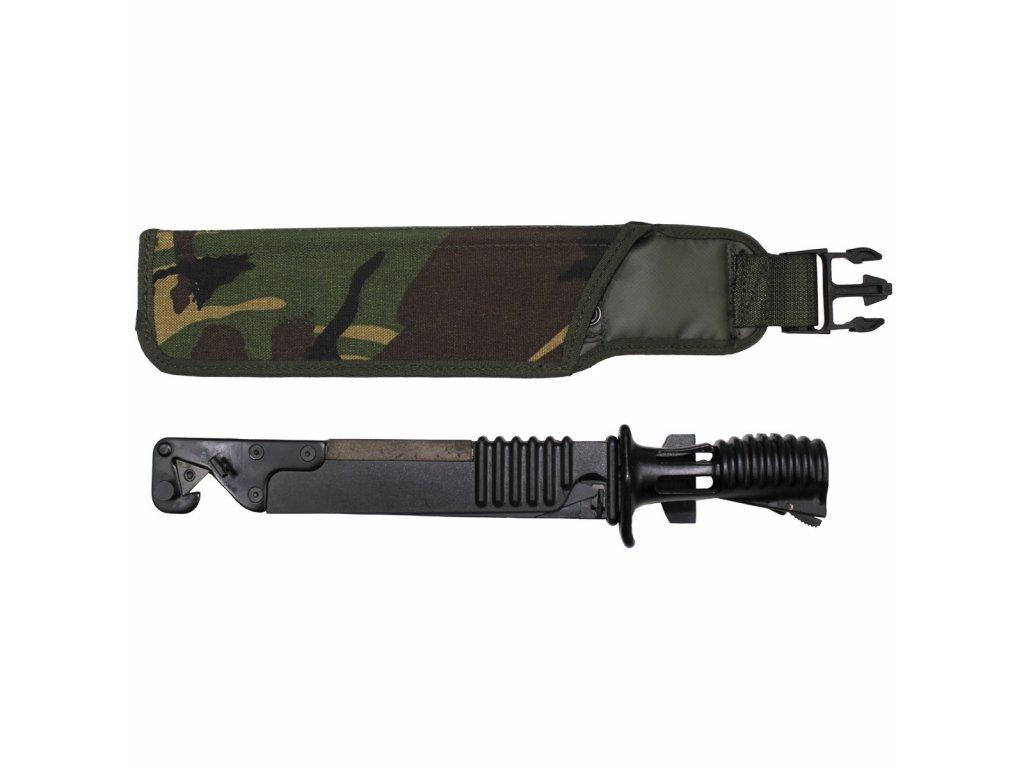 Bodák (bajonet) Velká Británie SA80 L85 s pouzdrem