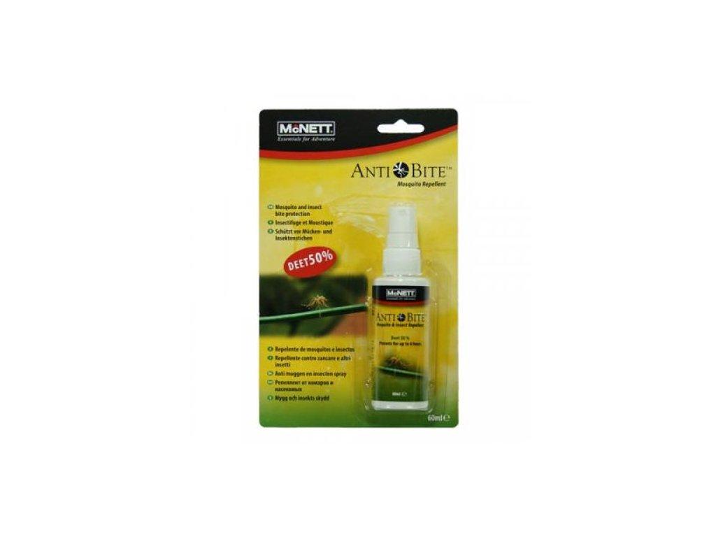 Repelent ANTI-BITE DEET 50% McNETT mosquito