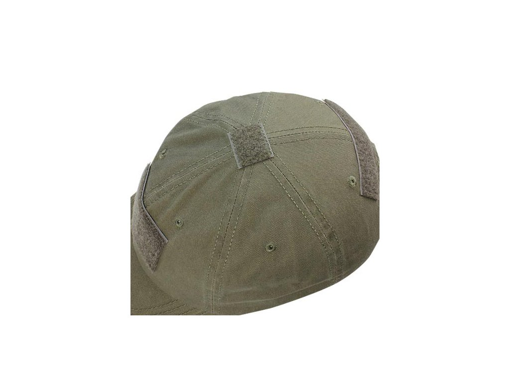 Čepice kšiltovka CONDOR Operator oliv velcro