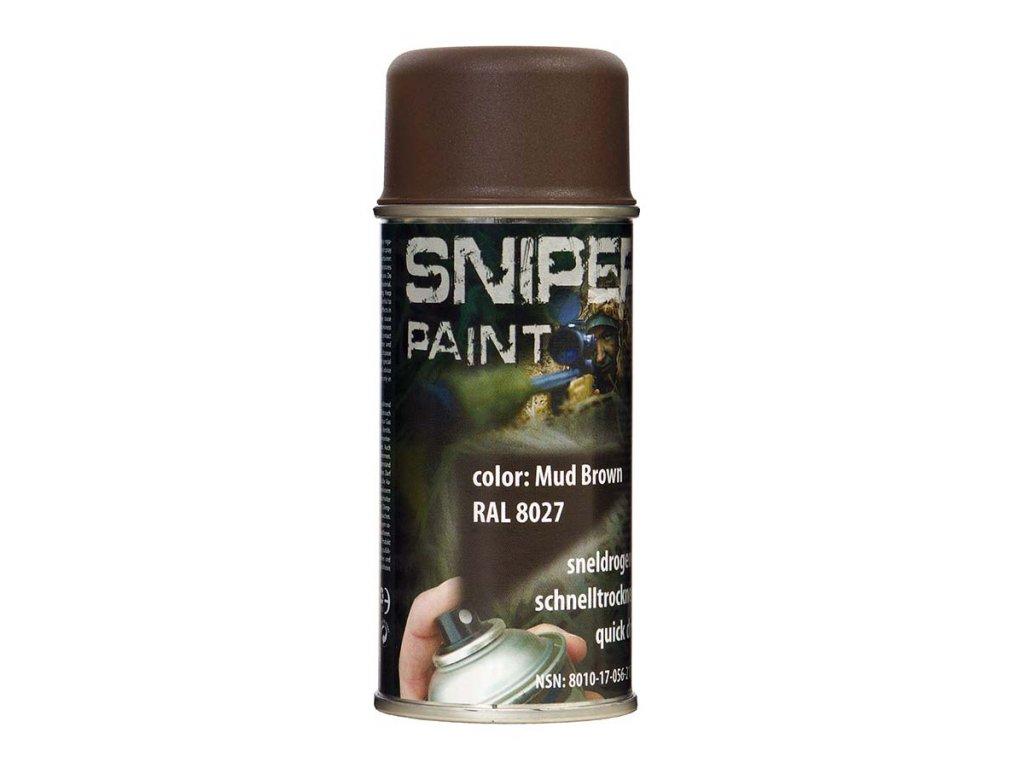 Barva ve spreji Army Paint 150 ml hnědá RAL 8027