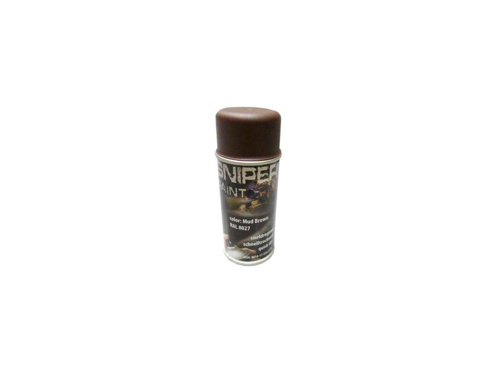 barva-ve-spreji-army-paint-150-ml-hneda-ral-8027