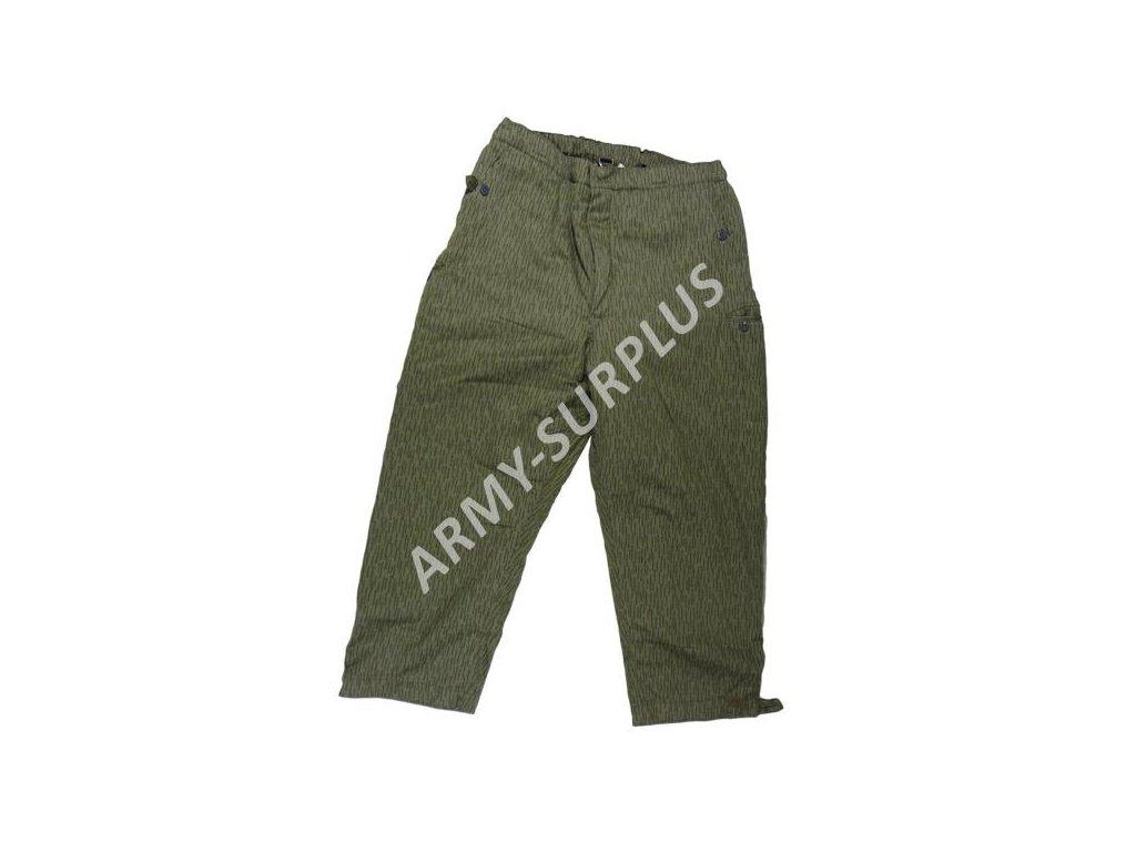 Kalhoty NVA zimní jehličkové