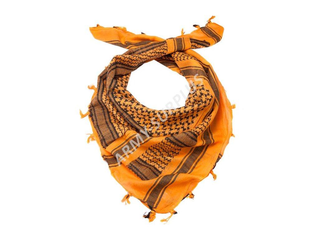 satek-palestina-oranzova-cerna--shemagh--arafat 74cd619cc5