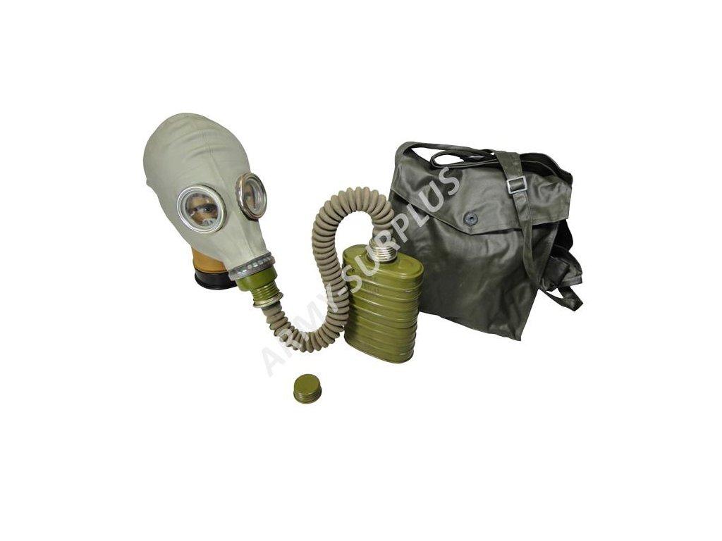 Plynová maska ABC NVA M41 Německo originál