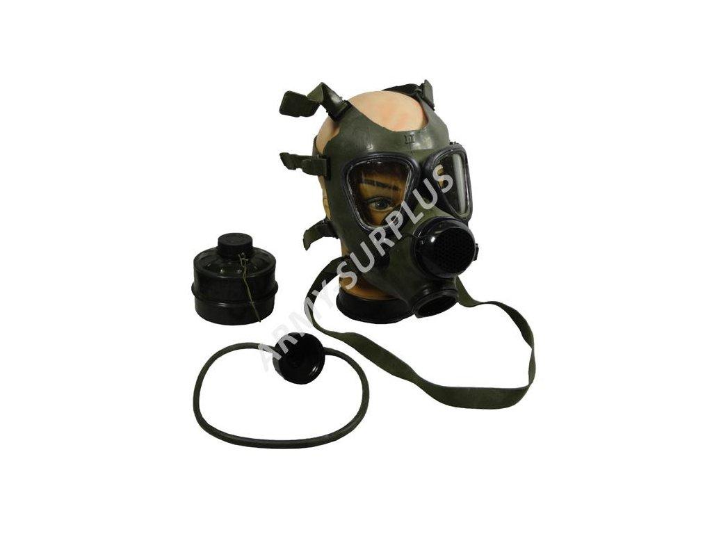 Plynová maska M85 Irák