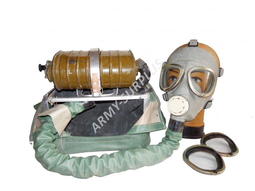 Dýchací přístroj SP-4 (IP-4 plynová maska) Rusko