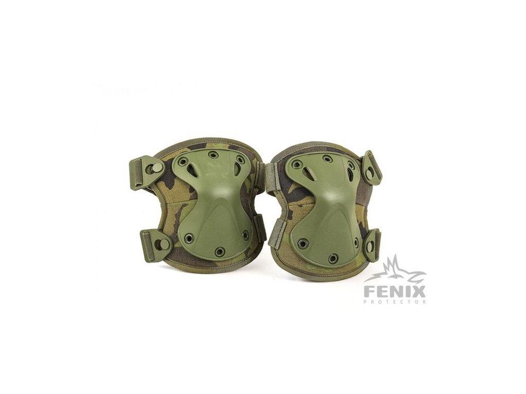 Chrániče kolen kolenní chrániče vz.95 AČR ALP FENIX AC-107-cw
