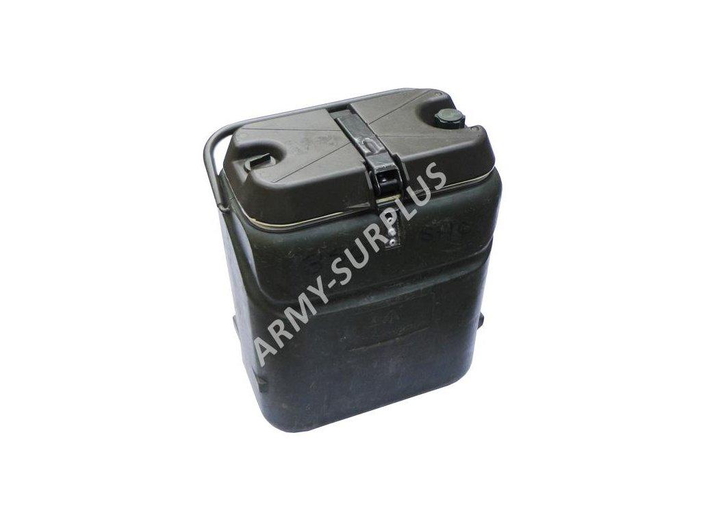 Jídelní termo box Velká Británie food and liquid container použitý britský