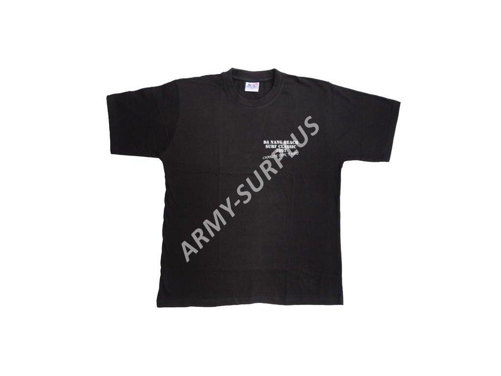Tričko (triko) potisk Vietnam černé - ARMY-SURPLUS c951419dc5