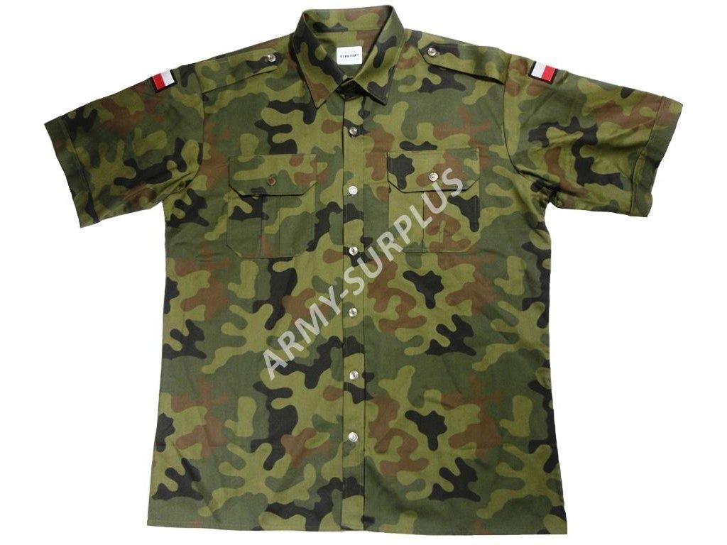 Košile polská armáda WP  maskovací