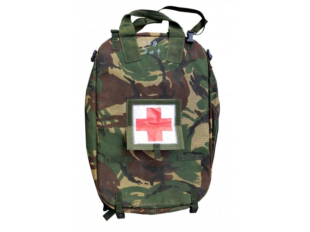 Batoh Medic PLCE Bergen DPM Velká Británie originál 9e1a60fa3d