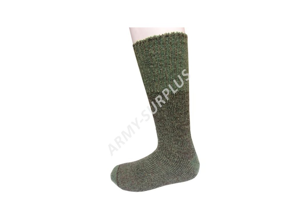 Ponožky zimní AČR