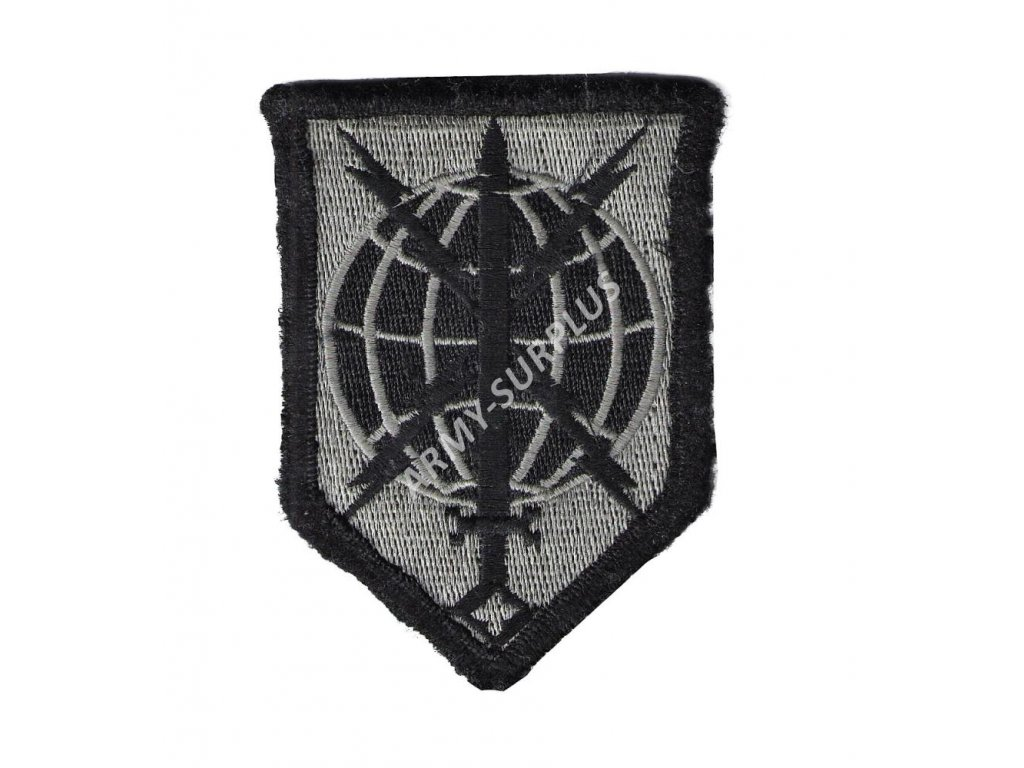Nášivka US ARMY Military Intelligence Readiness Command (OCP) velcro
