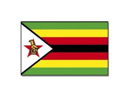 Vlajka Zimbabwe 90x150cm č.153