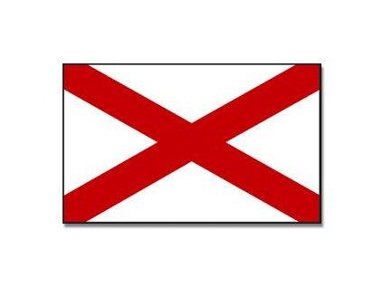 Vlajka Alabama 90x150cm č.128