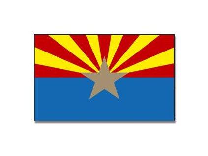Vlajka  Arizona 90x150cm č.110
