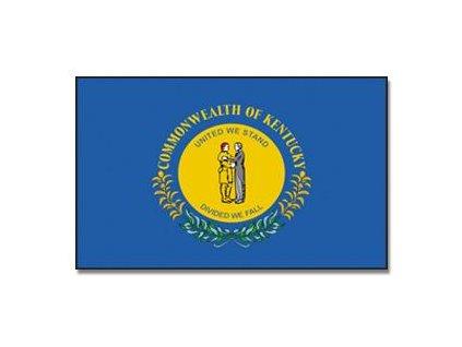 Vlajka Kentucky 90x150cm č.151