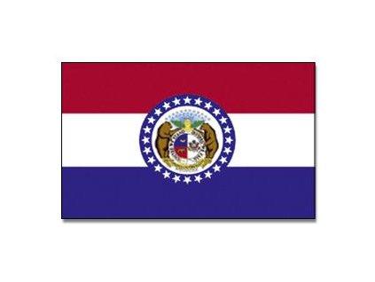Vlajka Missouri 90x150cm č.194