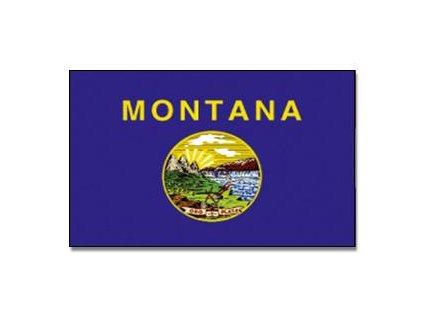 Vlajka Montana 90x150cm č.158