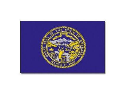 Vlajka Nebraska 90x150cm č.159