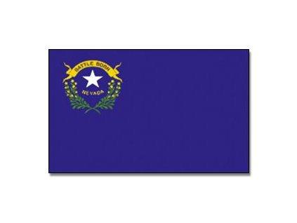 Vlajka Nevada 90x150cm č.160