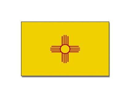 Vlajka 90x150cm New Mexico č.211