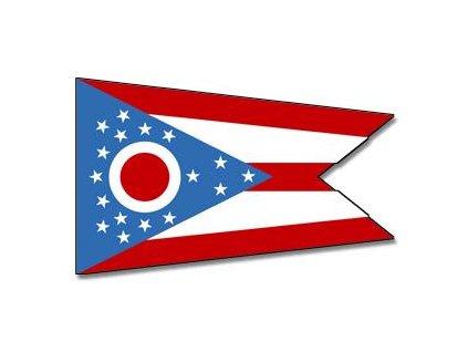 Vlajka Ohio 90x150cm č.167