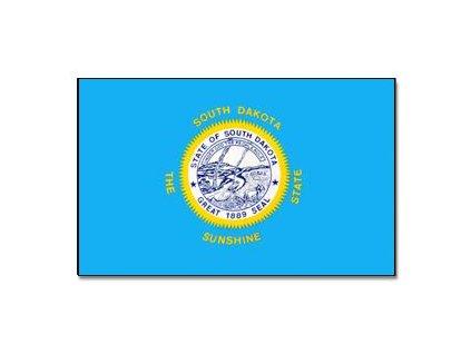 Vlajka Jižní Dakota 90x150cm č.177