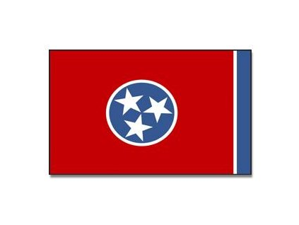 Vlajka Tennessee 90x150cm č.178
