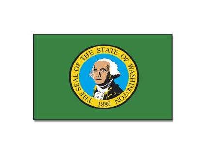 Vlajka Washington 90x150cm č.183