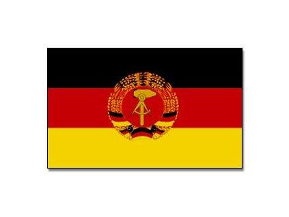 Vlajka DDR 90x150cm č.50