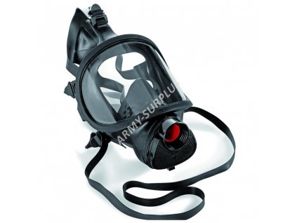 Plynová maska celoobličejová BRK 820  Bartels-Rieger