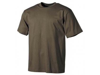 Tričko (triko) oliv MFH