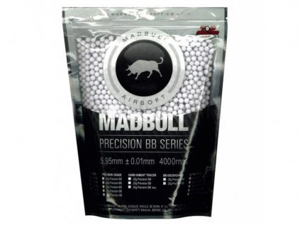 Kuličky Madbull 0,28g 4000ks BB Precision
