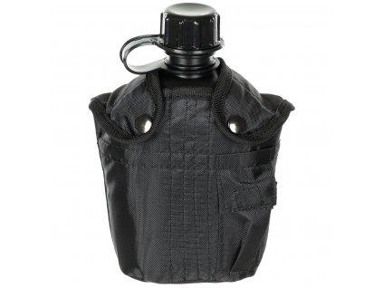 Polní láhev (čutora) černá
