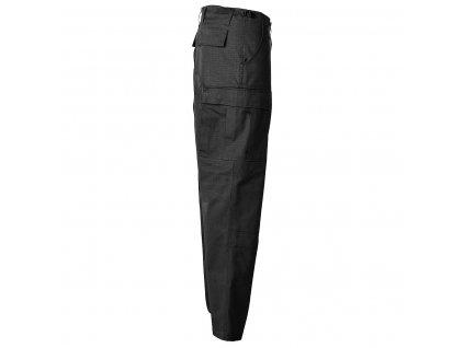 kalhoty-bdu-cerne-ripstop-mfh