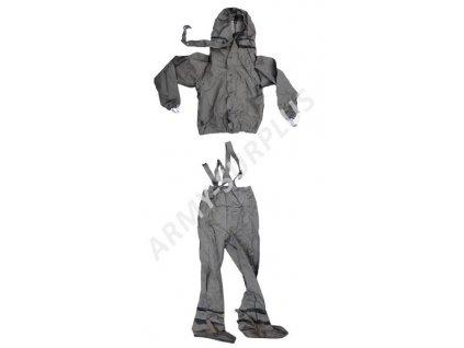 """Chemický oděv NVA ABC SBA 2 """"Atombordel"""" originál"""
