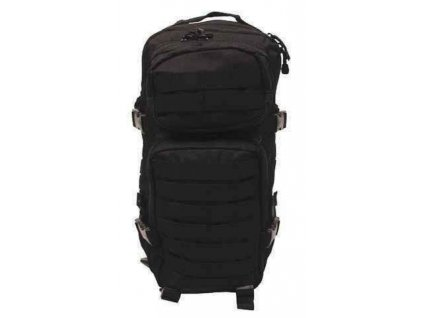 Batoh ASSAULT Pack US 20L molle MFH černý malý