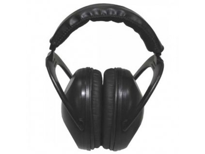 Chránič sluchu  Protection černé sluchátka