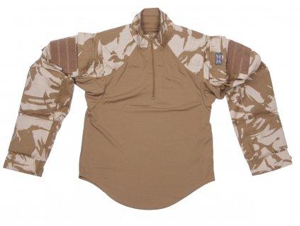Tričko (triko) britské Combat UBACS Osprey Velká Británie desert DPM