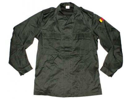 Košile Belgie oliv originál