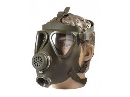 Plynová maska BW (Bundeswehr) M65Z Draeger / Auer nová