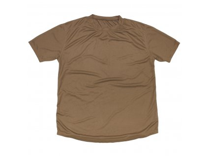Tričko (triko) britské síťované COOLMAX pískové  Velká Británie