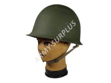 Helma (přilba) Francie M51 s maskovacím potahem original