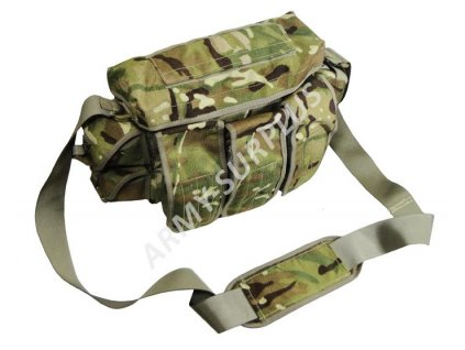 Taška přes rameno muniční britská (MTP) multicamo Velká Británie Grab Bag