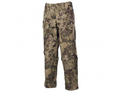 Kalhoty mission combat pants kryptek highlander MFH snake FG