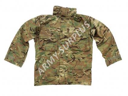 Bunda (parka) Combat MVP nepromokavá membrána MTP Multicamo Velká Británie