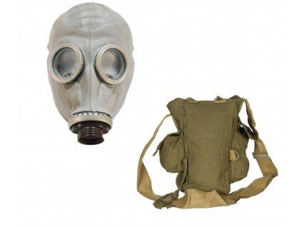 Plynová maska Rusko civilní obrany GP-5