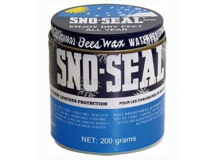 Atsko Sno-Seal vosk na obuv dóza 200g/236ml bezbarvý