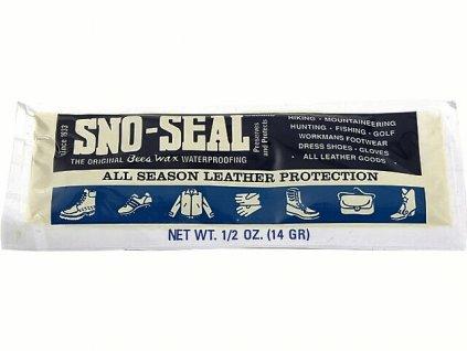 Atsko Sno-Seal vosk na obuv sáček 15g bezbarvý